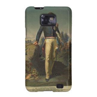 Retrato del general francés marqués de Lafayette Galaxy S2 Carcasas