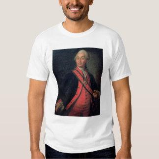 Retrato del generalísimo del mariscal de campo remeras