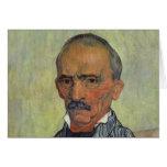 Retrato del guarda principal - Van Gogh Felicitaciones