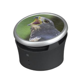 Retrato del halcón del chacal (Buteo Rufofuscus) Altavoz Bluetooth