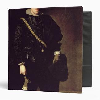 """Retrato del infante Don Carlos c.1626-27 Carpeta 1 1/2"""""""
