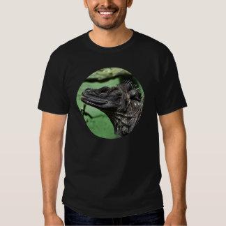 Retrato del lagarto de Sailfin Remera