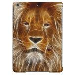 Retrato del león