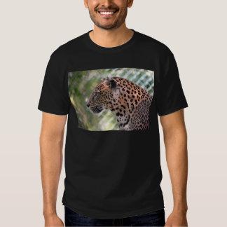 Retrato del leopardo polera