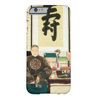 Retrato del Li-Lugar Ying, emperatriz Tzu-Hsi Funda Barely There iPhone 6