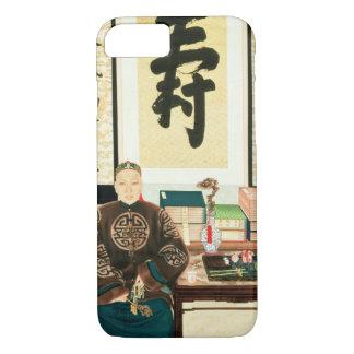 Retrato del Li-Lugar Ying, emperatriz Tzu-Hsi Funda iPhone 7