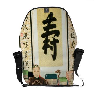 Retrato del Li-Lugar Ying, emperatriz Tzu-Hsi gran Bolsas De Mensajería
