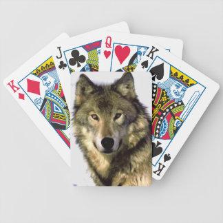 Retrato del lobo barajas