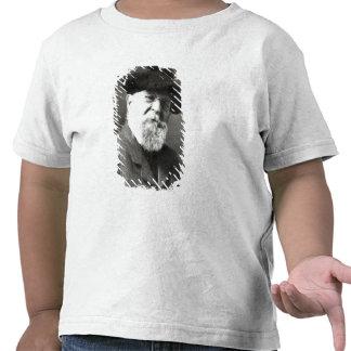 Retrato del lobo de José Camisetas