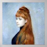 Retrato del Mademoiselle Alicia Guerin Impresiones