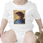 Retrato del Mademoiselle Dobigny de Edgar Degas Trajes De Bebé