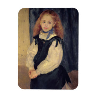 Retrato del Mademoiselle Legrand Imanes Flexibles