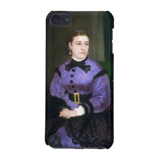 Retrato del Mademoiselle Sicot Auguste Renoir Funda Para iPod Touch 5G