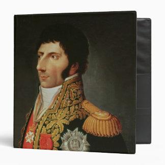 Retrato del mariscal Charles Jean Bernadotte