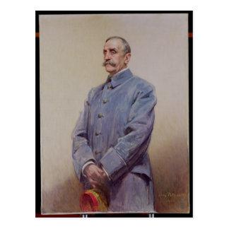 Retrato del mariscal Fernando Foch 1920 Postales