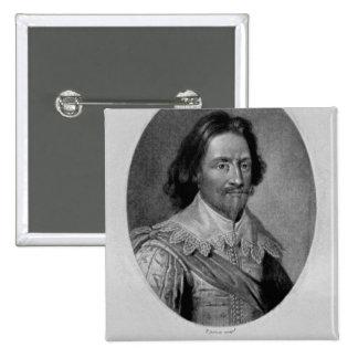 Retrato del marqués de Vieu Ville Pin Cuadrado