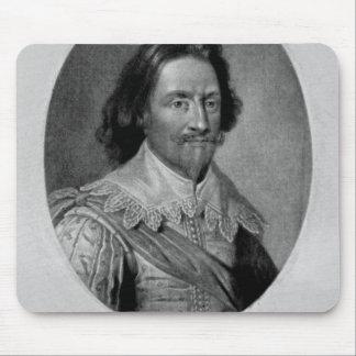 Retrato del marqués de Vieu Ville Tapetes De Raton