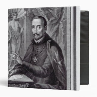 "Retrato del medio galope Felix de Vega Carpio Carpeta 1 1/2"""
