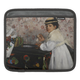 Retrato del Mlle. Hortense Valpinçon, c.1871 Mangas De iPad