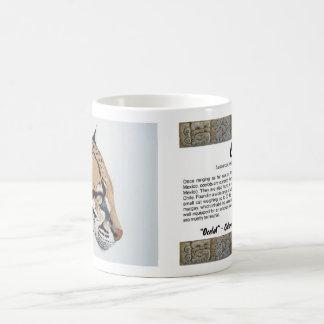 Retrato del Ocelot Taza Clásica