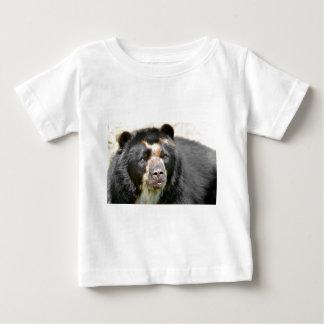 Retrato del oso andino playeras