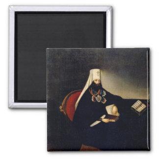 Retrato del Philaret metropolitano Imán Cuadrado