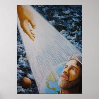 Retrato del poster de Cristo