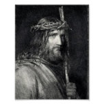 Retrato del poster del Jesucristo