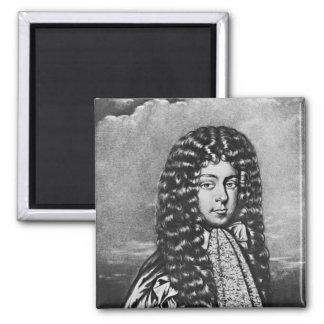 Retrato del primer duque de Ormond Imán Cuadrado