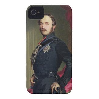 Retrato del Príncipe Alberto (1819-61) 1859 iPhone 4 Carcasa