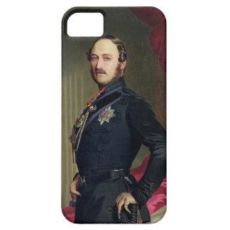 Retrato del Príncipe Alberto (1819-61) 1859 iPhone 5 Fundas
