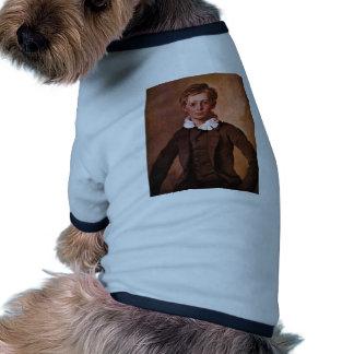 Retrato del Ra de Hans Haubold Von Einsiedel By de Camisa De Perrito