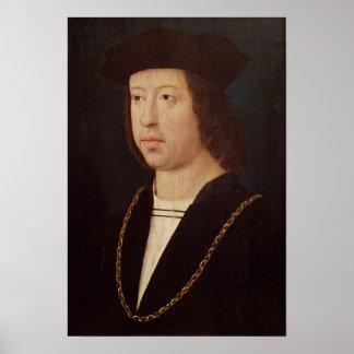 Retrato del rey de Fernando II de España Impresiones
