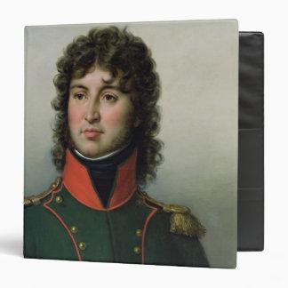 """Retrato del rey de Joaquín Murat de Nápoles Carpeta 1 1/2"""""""