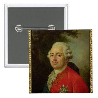 Retrato del rey de Louis XVI de Francia Pin