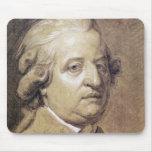 Retrato del rey de Louis XVI de Francia Alfombrilla De Ratones