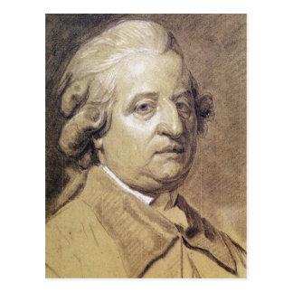 Retrato del rey de Louis XVI de Francia Postal
