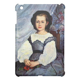 Retrato del Romaine Lancaux del Mademoiselle por