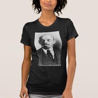 Retrato del ruso Vladimir Ilyich Lenin Camisas