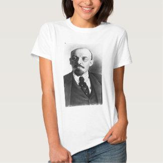 Retrato del ruso Vladimir Ilyich Lenin Remera