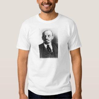 Retrato del ruso Vladimir Ilyich Lenin Remeras