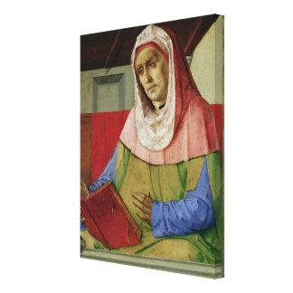 Retrato del Seneca c.1475 Impresión En Lienzo