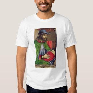 Retrato del Solon c.1475 Remeras