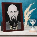 Retrato del Stand-up de Anton LaVey 8x10