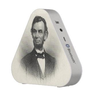 Retrato del vintage de Abraham Lincoln Altavoz Bluetooth