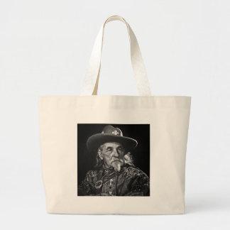 Retrato del vintage de Guillermo Buffalo Bill Cody Bolsas
