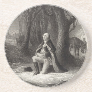 Retrato del vintage de la rogación de George Posavasos Manualidades