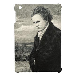 Retrato del vintage de Ludwig van Beethoven