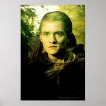 Retrato delantero de Legolas Posters