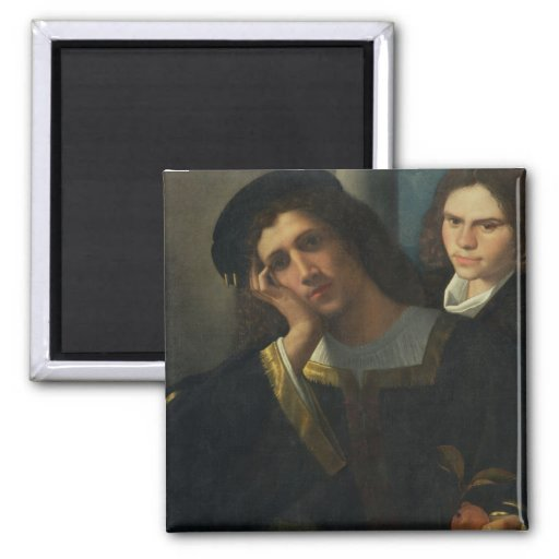 Retrato doble, c.1502 iman